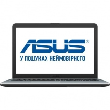Ноутбук Asus X540BP- DM138 AMD A6 9225/2.6-3/4/SSD 256GB/RADEON R 5 M420